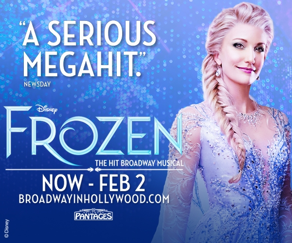 Disney's Frozen - The Hit Broadway Musical