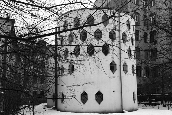 ICONIC HOUSES LECTURE // Melnikov House: Saving an Avant-Garde Icon