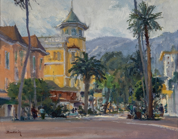 Catalina Paintings: Night and Day
