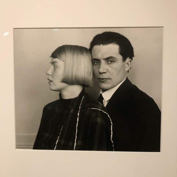 August Sander: New Women, New Men, and New Identities