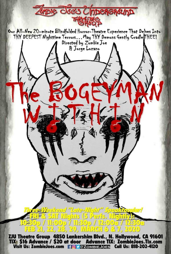 The Bogeyman Within