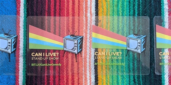 Can I Live?: Livestreaming Comedy Show