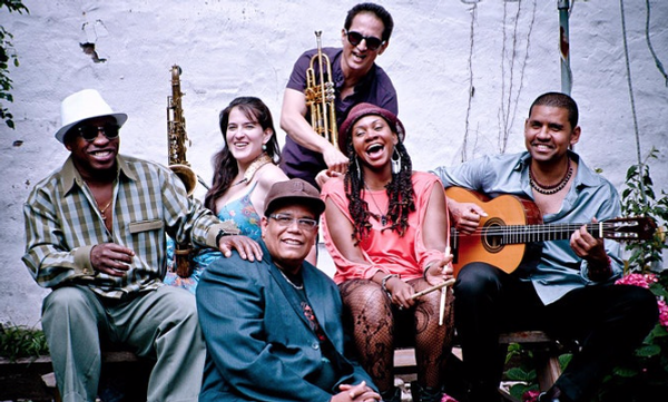 The Show Must Go On! The Afro-Peruvian Sextet's Livestreaming Experience