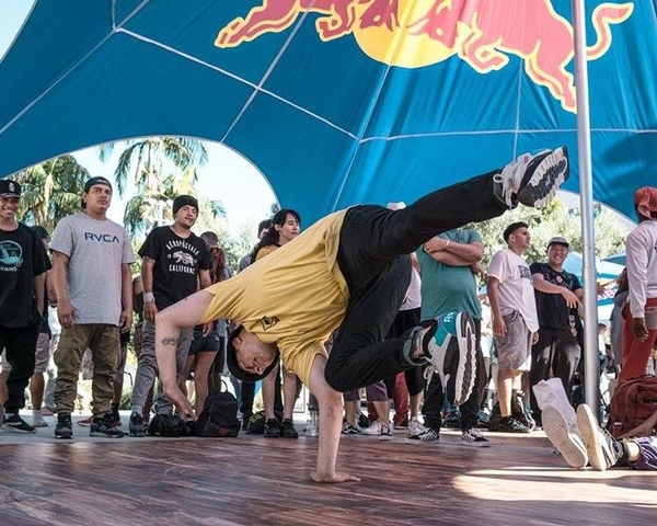 Grand Park Presents B-boy Summit 2020