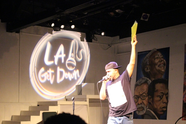 THE 5th ANNUAL LA GET DOWN FESTIVAL