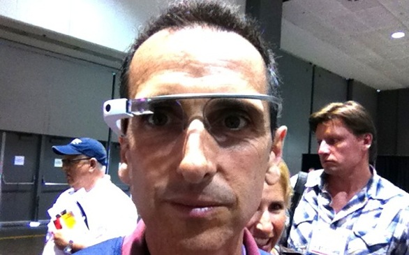 We Tried Out Google Glass!
