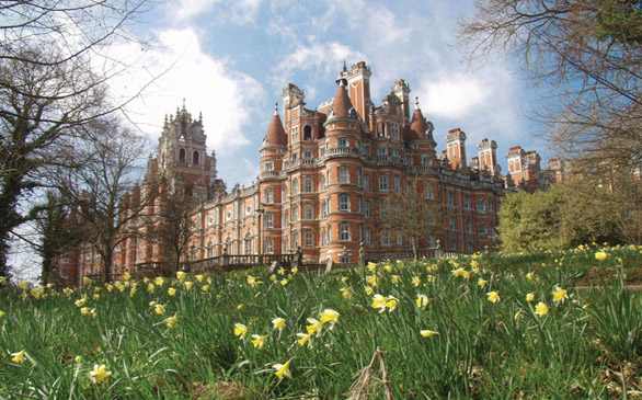 A Comparison of Students' Dorm Rooms at Royal Holloway: 1890s v 2010s