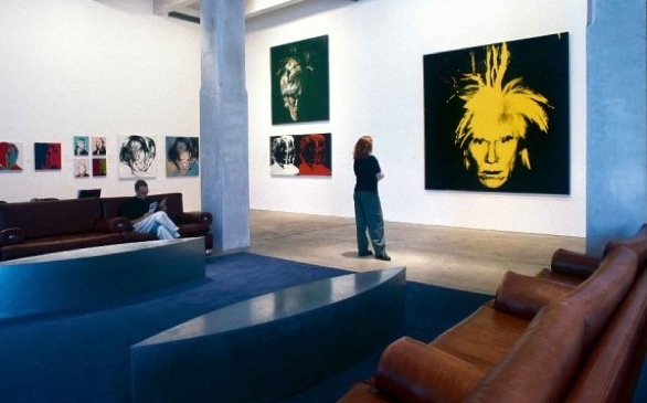 Amazon to Sell Art Pieces from Andy Warhol, Other Artists