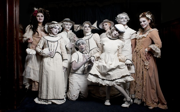 Travel Back in Time at Downtown's Edwardian Ball