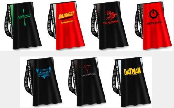 Comic-Con, Warner Bros. Unveil Official Bag - It Has a Cape!