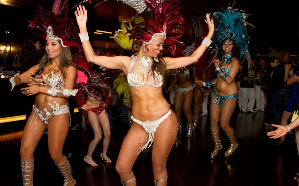 Exotic Brazilian Carnaval to Excite L.A. Yet Again