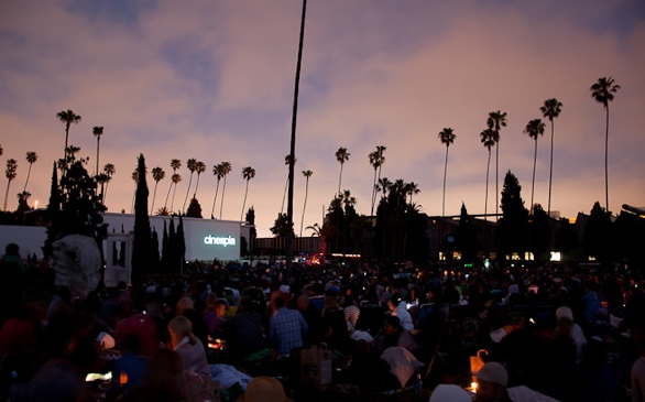 Best Places in L.A. to Catch an Outdoor Movie