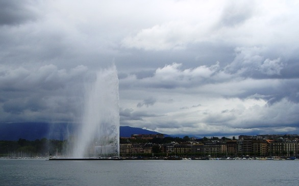 Discover Geneva (Because It's Discovering You!)