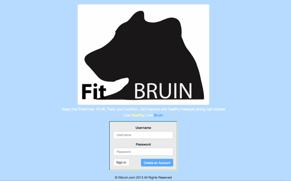UCLA Students Create Fit Bruin App to Promote Healthy Living on Campus