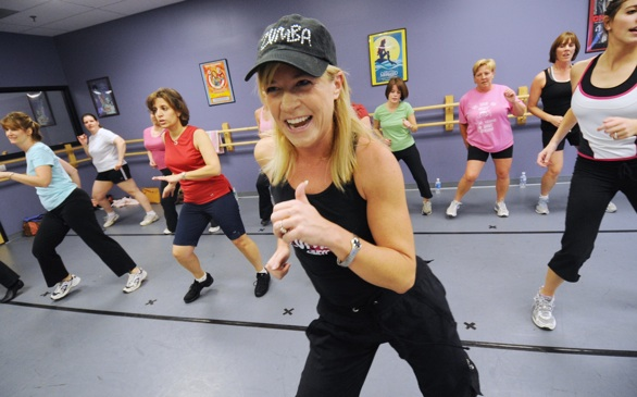 Zumba on the Move in the Fitness World