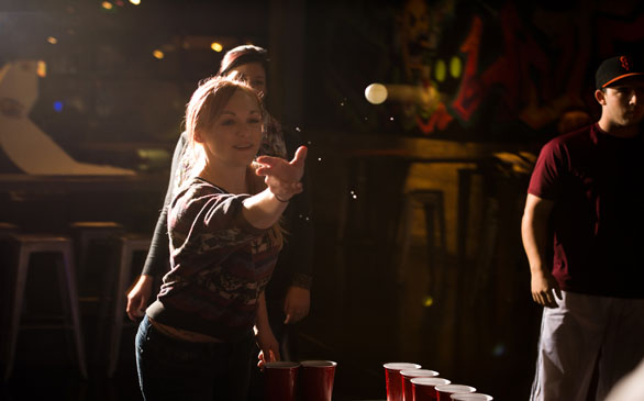 Beer Pong is Big Business for Drinking Game's 'King'
