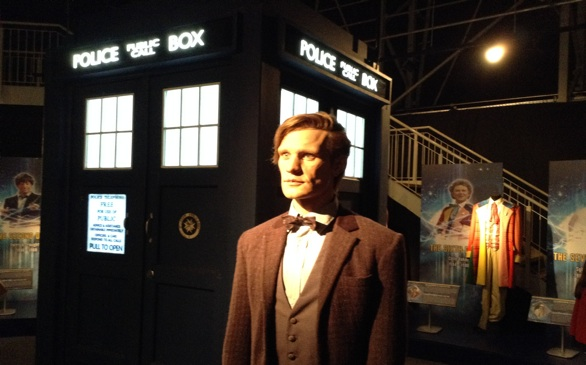 The Doctor Who Experience: Catch the Next Tardis to Cardiff, Wales