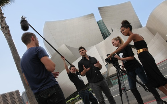 Finding the Right L.A. Film School for You