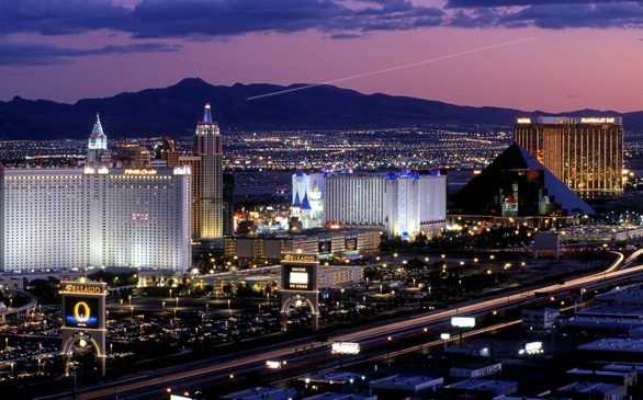 Forget Mexico -- Head to Las Vegas this Spring Break