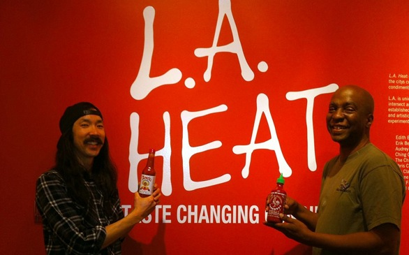 Chinese American Museum Brings the 'Heat' with Exhibit Devoted to Hot Sauce