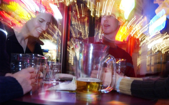 College Students' Binge Drinking Can Lead to Cancer
