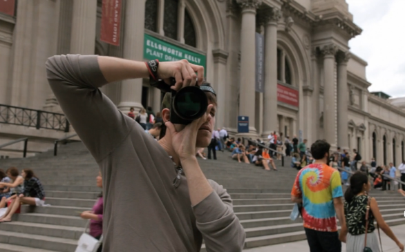 Photographer Behind 'Humans of New York' Comes to L.A.