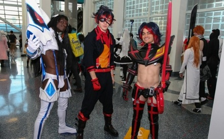 REVIEW: 'Kill la Kill' Cosplay Shines at Anime Expo 2014 (PHOTOS)