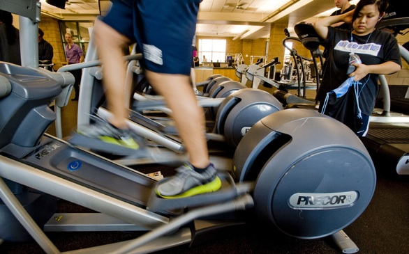 Study Finds Joining a Gym Can Lead to Higher GPA Among College Students