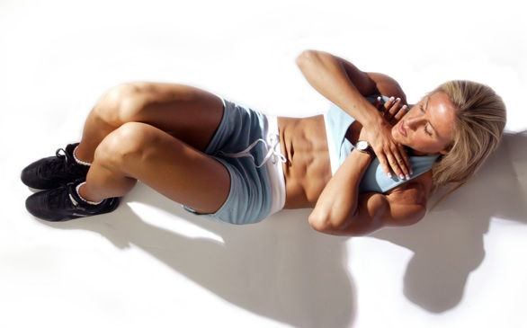 Daily Abs Exercises and No Results? Here's What You're Doing Wrong