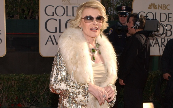 13 Joan Rivers' Quotes from Around the Web that Drop Major Truth Bombs About Being Female