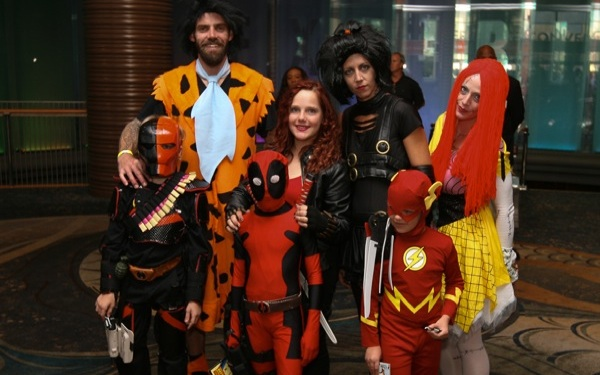 LOOK: Check Out These Photos from Long Beach Comic Con 2014!