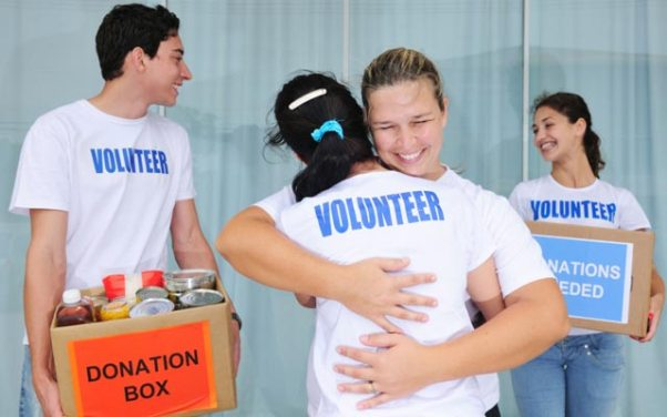 Millennials are Volunteering more than Past Generations