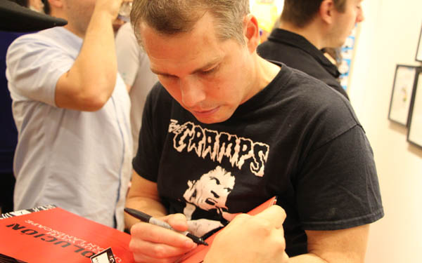 Rebellious skateboard art comes to Shepard Fairey's LA gallery