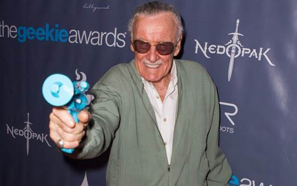 Study superheroes with Stan Lee for free starting in May