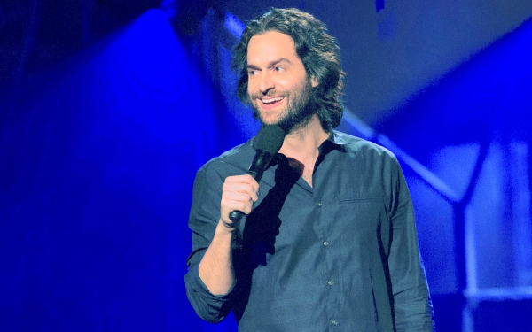 Stand-up comedy saved actor Chris D'Elia