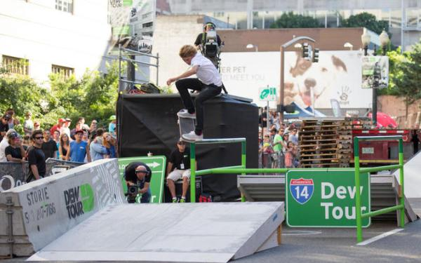 Dew Tour announces Los Angeles as stop on summer tour