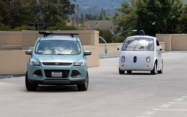 Google to test self-driving pod car on public roads