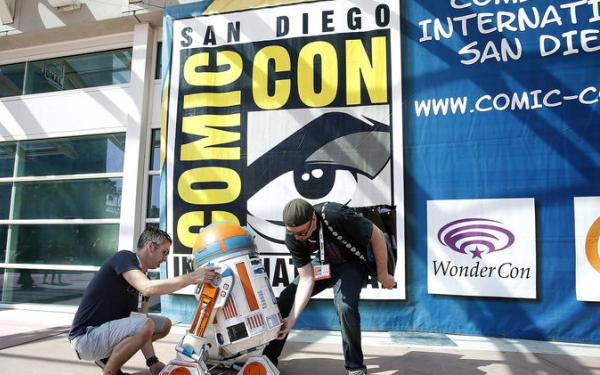 Comic-Con International: Official schedule released for first two days