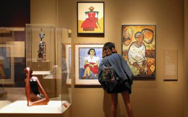 D.C. museum caught between the Bill Cosby scandal and hosting his family's art trove