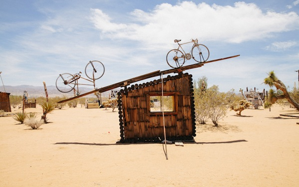 The reconsideration of Noah Purifoy's junk art