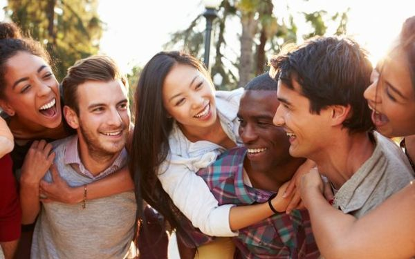 How to make new friends (and keep the old) as a young adult