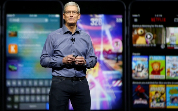 New iPhones, iPad unveiled, but Apple TV steals the show