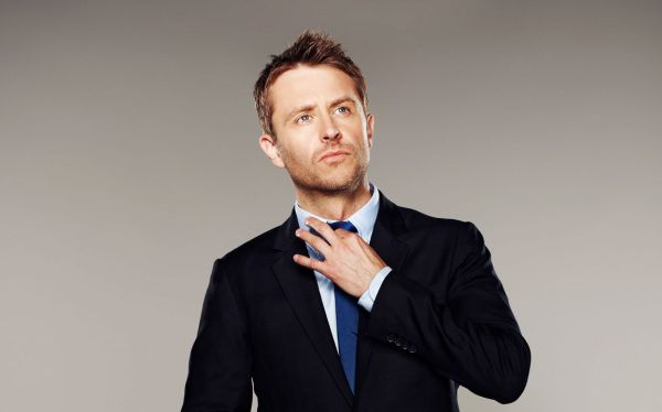 Nerdist Industries' Chris Hardwick is proudly serving nerdy needs with 'The Hive'