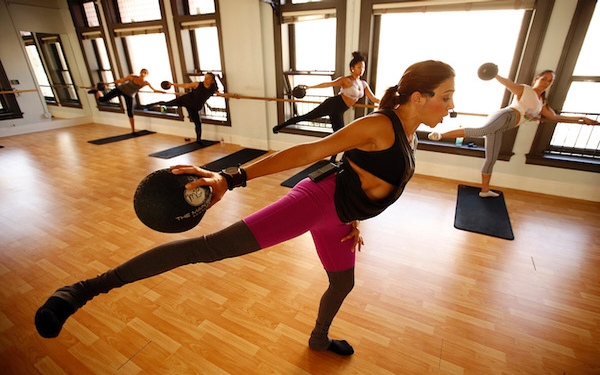 Barre classes are on point for a wide range of core fitness seekers