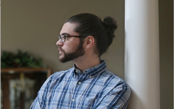 Man buns: Love them or loathe them, the trend's going strong