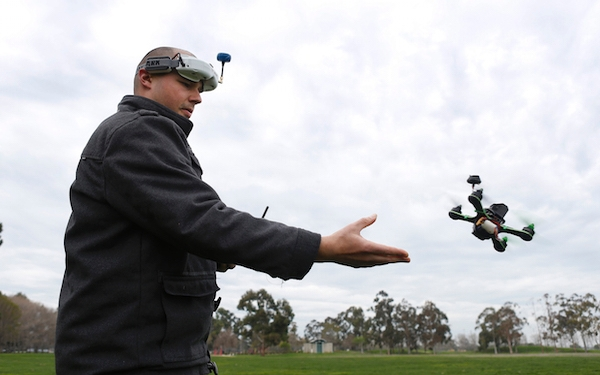 Troy Wolverton: Diving into the world of drones