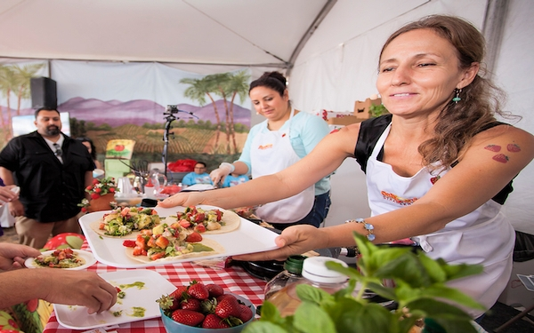 California Strawberry Festival Returns on May 21 and 22