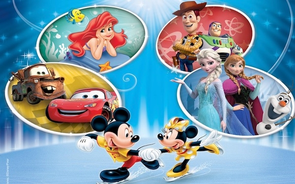 Disney on Ice is Coming To Southland