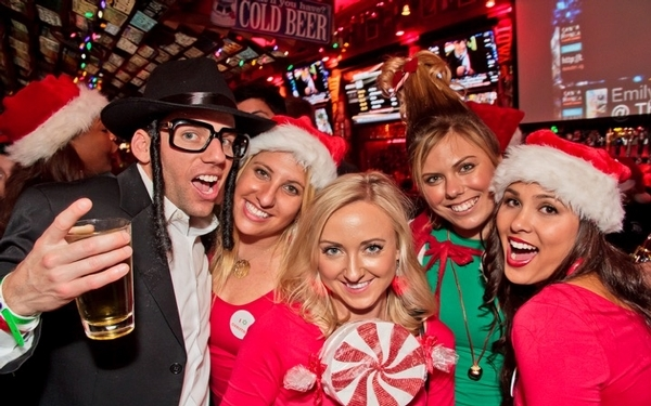 The 8th Annual Santa Monica Pub Crawl (12/10)