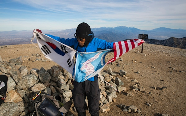 Hiking Mt. Baldy? You'll probably meet 'Sam,' a 78-year-old mountaineer